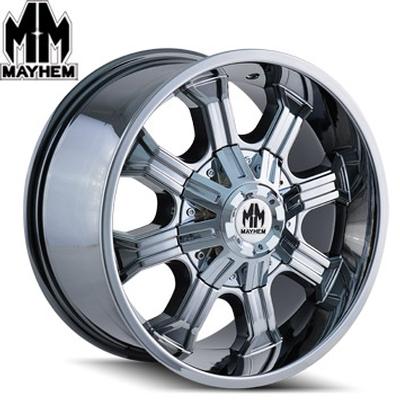 Mayhem 8102 Beast PVD Chrome