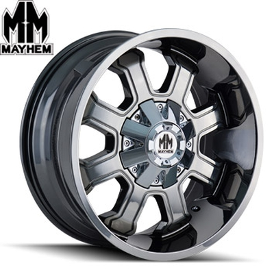 Mayhem 8103 Fierce PVD Chrome