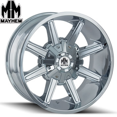 Mayhem 8104 Arsenal Chrome