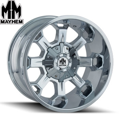 Mayhem 8105 Combat Chrome