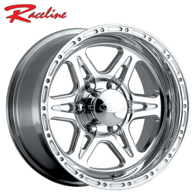 Raceline 896 Renegade 6 Chrome