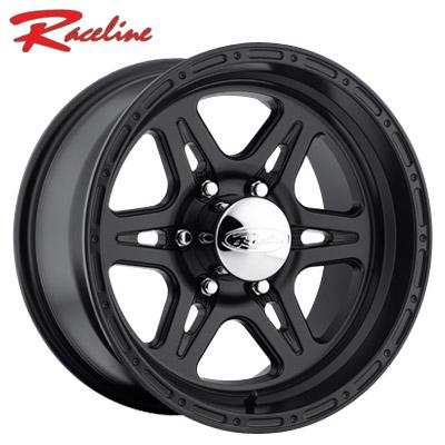 Raceline 891 Renegade 6 Black