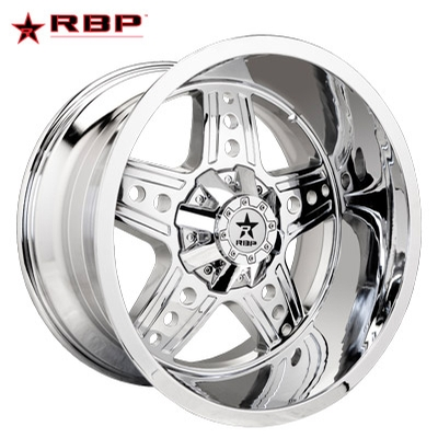 RBP RBP 90R Colt Chrome