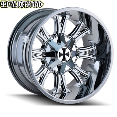 CaliOffroad 9101 Americana PVD Chrome