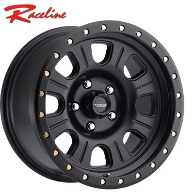 Raceline 928B Monster SL Satin Black