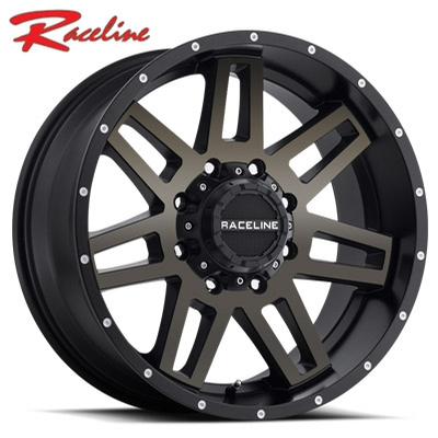 Raceline 931DM Injector Satin Black Machined w/Dark Tint