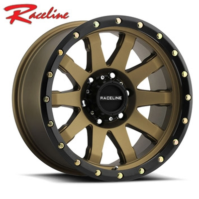 Raceline 934BZ Clutch Bronze w/Black Lip