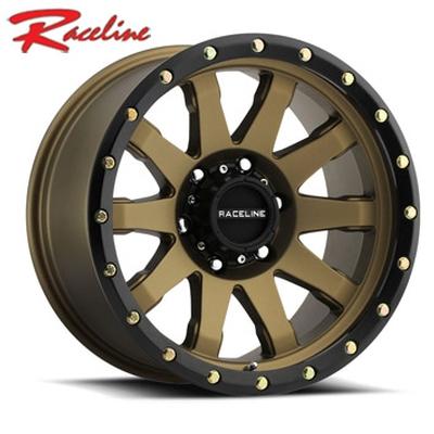 Raceline 934BZ Clutch Bronze w/Black Lip