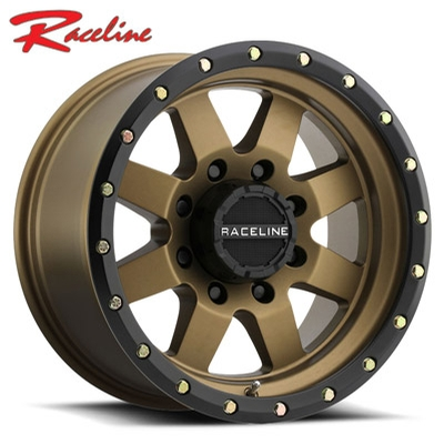 Raceline 935BZ Defender Bronze w/Black Lip