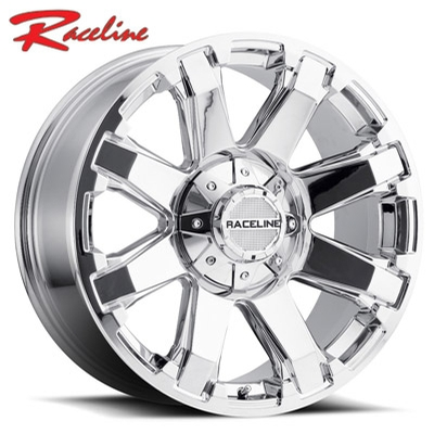 Raceline 936C Throttle Chrome