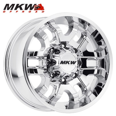 MKW Offroad M93 Chrome