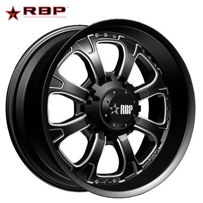 RBP RBP 96R Gloss Black Milled