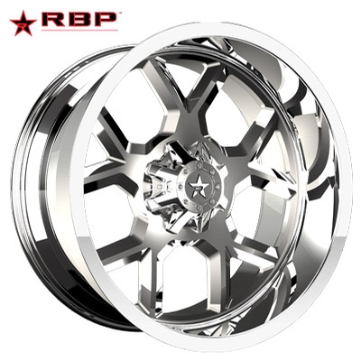 RBP RBP AR-15 1-PC Forged Monoblock Chrome