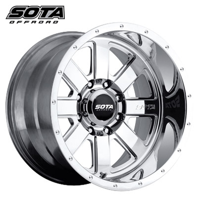 SOTA Offroad AWOL Polished