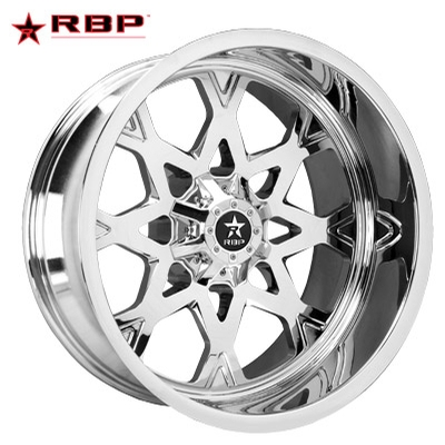 RBP RBP Assault 1-PC Forged Monoblock Chrome