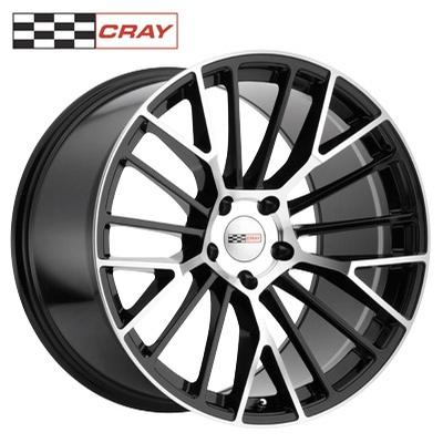 Cray Astoria RF Gloss Black Machined