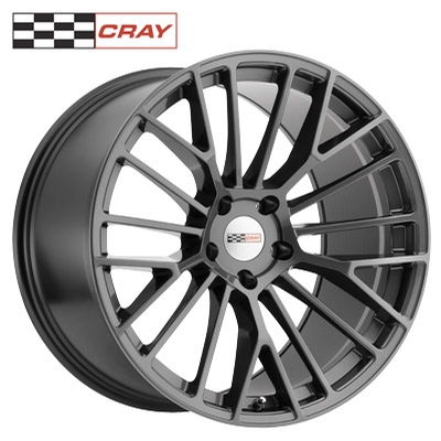 Cray Astoria RF Gloss Gunmetal