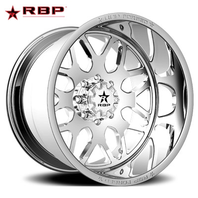 RBP RBP Atomic 1-PC Forged Monoblock Chrome
