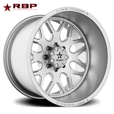 RBP RBP Atomic 1-PC Forged Monoblock Brushed