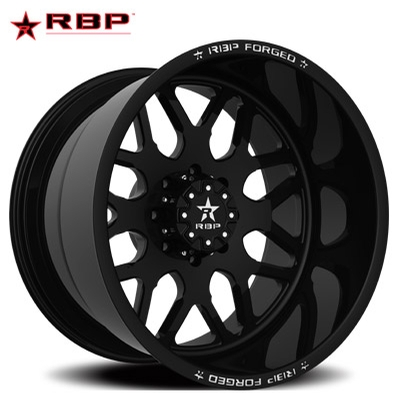 RBP RBP Atomic 1-PC Forged Monoblock Gloss Black
