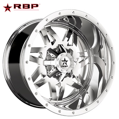 RBP RBP Avenger 1-PC Forged Monoblock Chrome