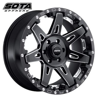SOTA Offroad B.A.T.L. 6 Death Metal