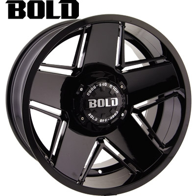 BOLD Off Road BOLD Off Road BD004 Gloss Blk