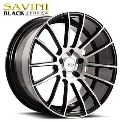 Savini Black BM-09 Machined Black