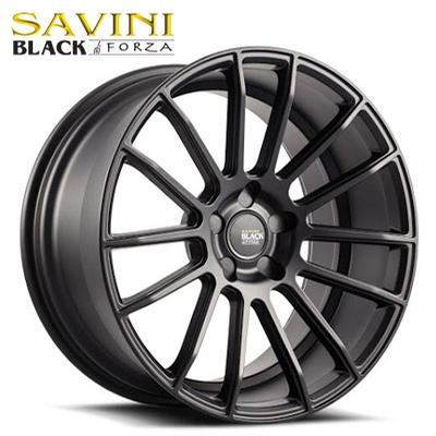 Savini Black BM-09 Matte Black