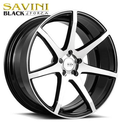 Savini Black BM-10 Machined Black