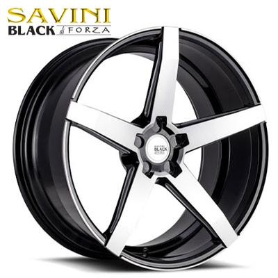Savini Black BM-11 Machined Black