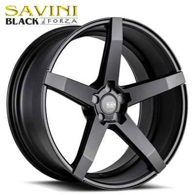 Savini Black BM-11 Matte Black
