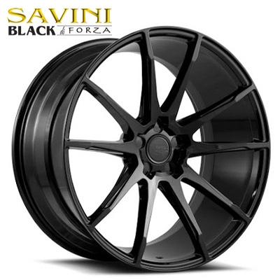 Savini Black BM-12 Gloss Black