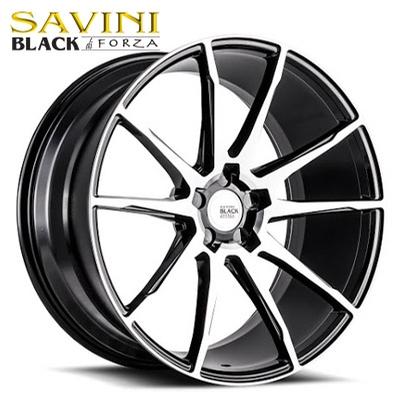 Savini Black BM-12 Machined Black