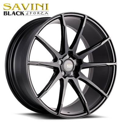 Savini Black BM-12 Matte Black