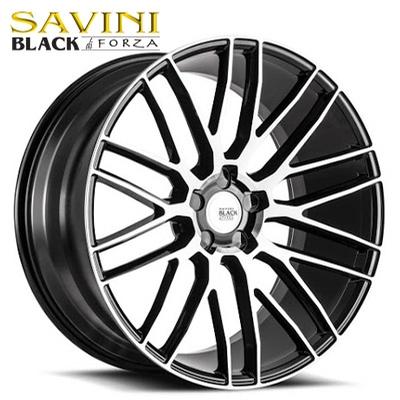 Savini Black BM-13 Machined Black