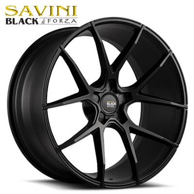 Savini Black BM-14 Matte Black