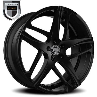 Lexani 668 Bavaria Gloss Black
