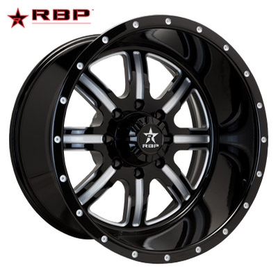 RBP RBP Beretta 1-PC Forged Monoblock Gloss Blk Machined