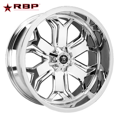 RBP RBP Blade 1-PC Forged Monoblock Chrome