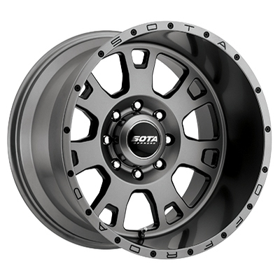 SOTA Offroad Brawl Anthrakote Black