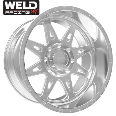 Weld XT Cheyenne 8 Brushed