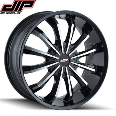 Dip D40 Fusion Gloss Black Machined