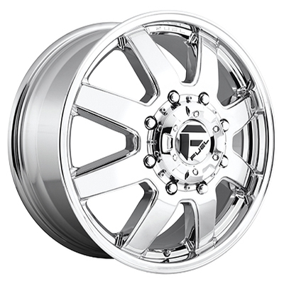 Fuel Off Road D538 Maverick Dually Front Chrome