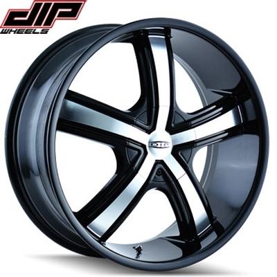 Dip D69 Gloss Black Machined