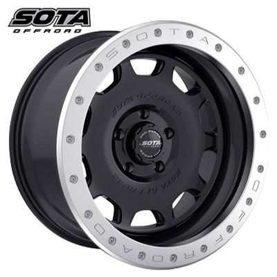 SOTA Offroad D.R.T. 5 Stealth w/Optional Ring
