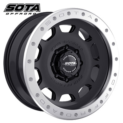 SOTA Offroad D.R.T. 8 Stealth w/Optional Ring