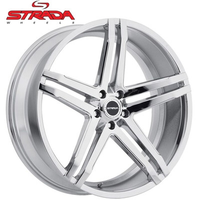 Strada Wheels Domani Chrome
