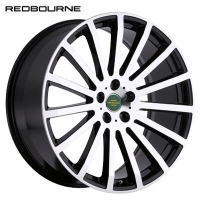 Redbourne Dominus Gloss Black w/Machined Face