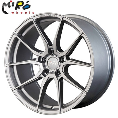 Miro F25 Silver Forged
